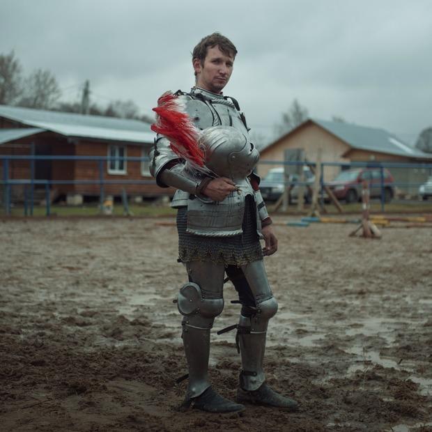 Современные рыцари — Люди в городе на The Village