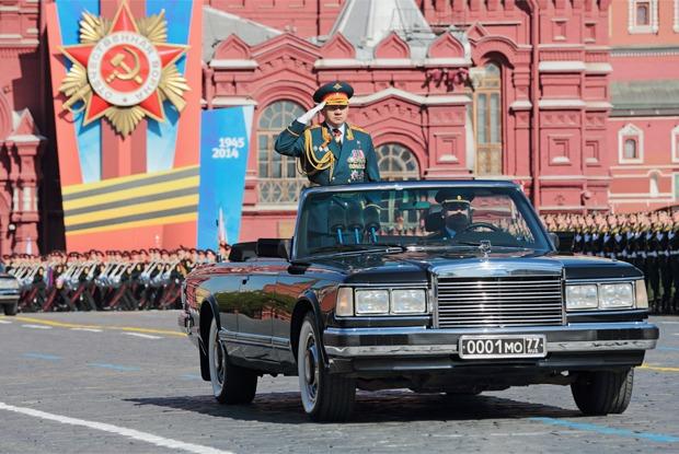 Парады Победы на Красной площади — в цифрах и фактах
