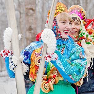 Бакшевская Масляница — Фоторепортаж на The Village