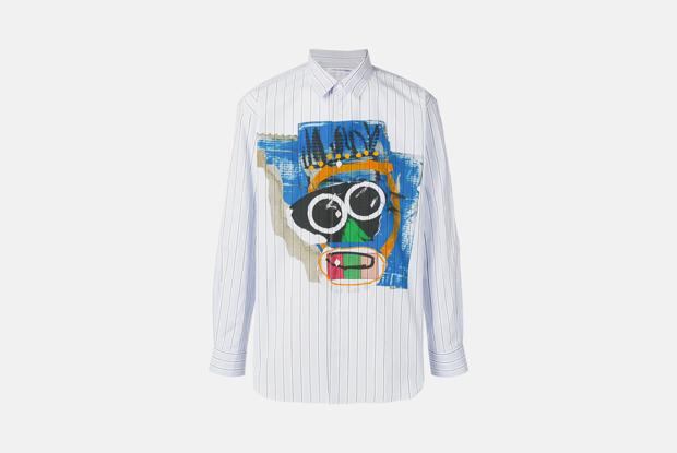 Белые воротнички: 24 нескучные рубашки и блузки — Вещи на The Village