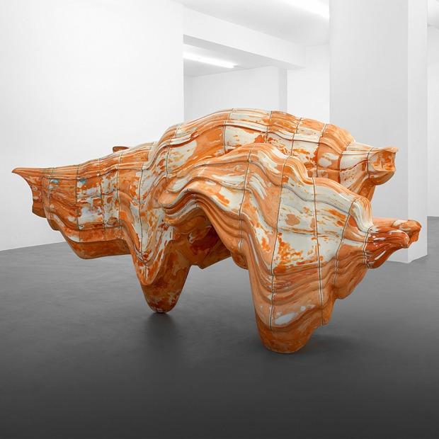 Тони Крэгг в Эрмитаже: От мусора до муранского стекла