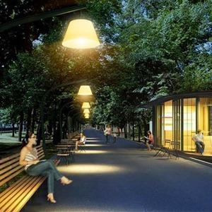 Реконструкция бульваров: Проект Wowhaus