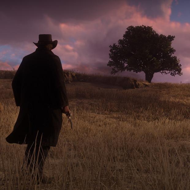 Из чего состоит Red Dead Redemption 2 — Игры на The Village