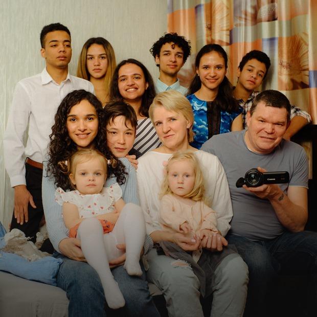 Многодетные семьи — Люди в городе на The Village