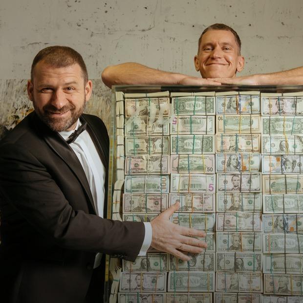 Есть один стул: Кто и зачем сделал стеклянный трон с миллионом долларов — Новое на The Village