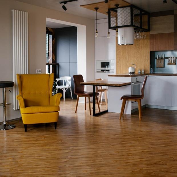 Просторная квартира для молодой семьи с двумя детьми в «Каменном ручье» — Квартира недели на The Village