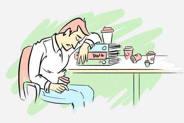 Сколько кофе нужно выпить, чтобы точно не заснуть?  — Есть вопрос на The Village