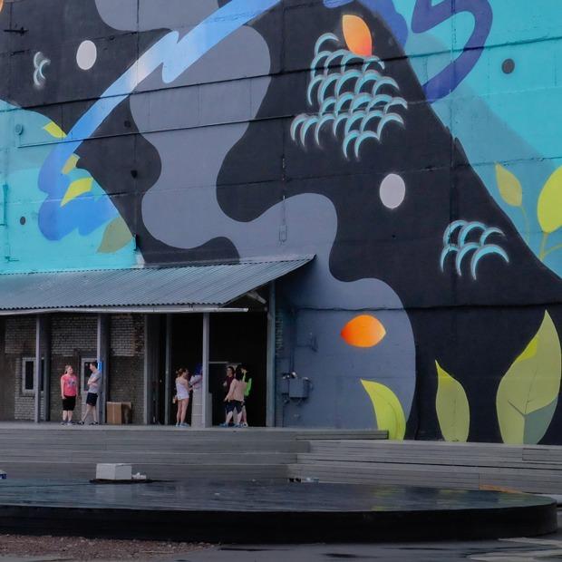 Уличная постправда: Новый сезон Музея стрит-арта — Гид The Village на The Village