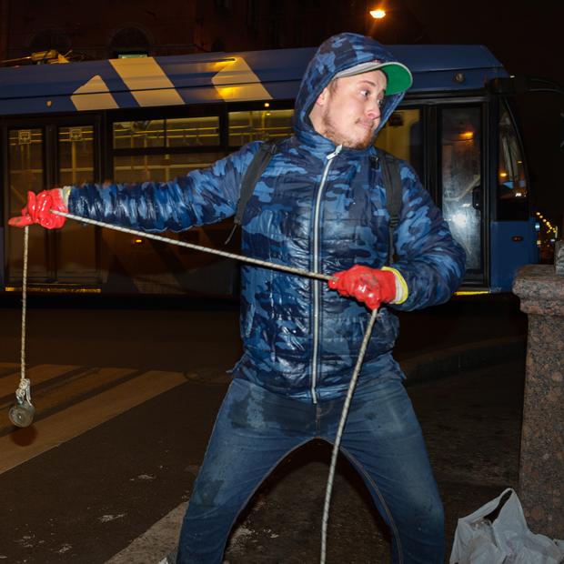 Как петербургский шеф-повар стал магнитным рыбаком
