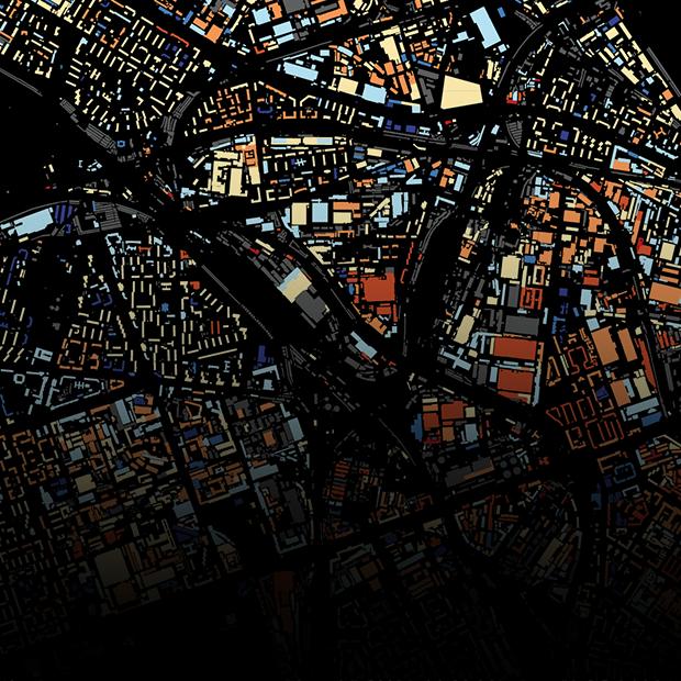 Big Bang Data: Что мы узнали о Москве благодаря большим данным  — Big Data на The Village