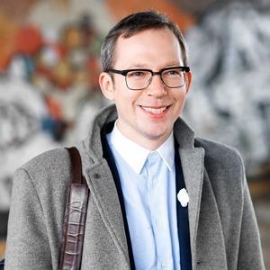 Директор Центра Современной Культуры «Гараж» Антон Белов