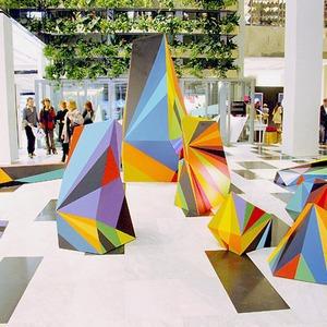 В Москве начался фестиваль Sretenka Design Week — Ситуация на The Village