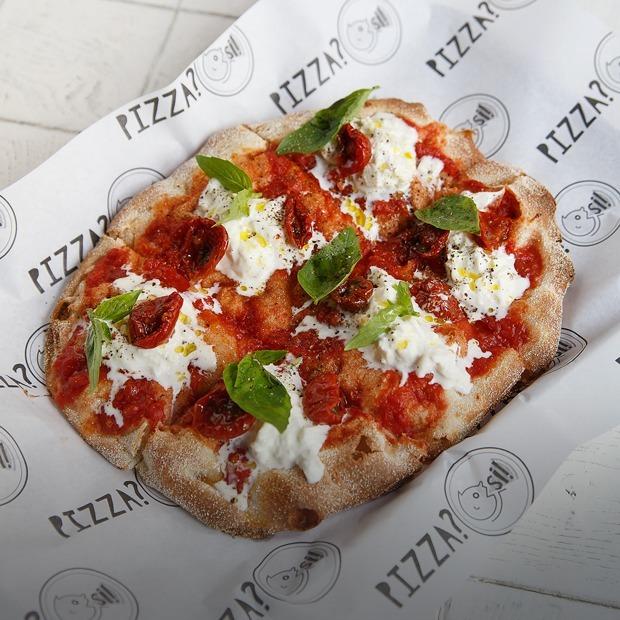 Возвращение пиццы Зотова: Si на проспекте Мира — Место на The Village