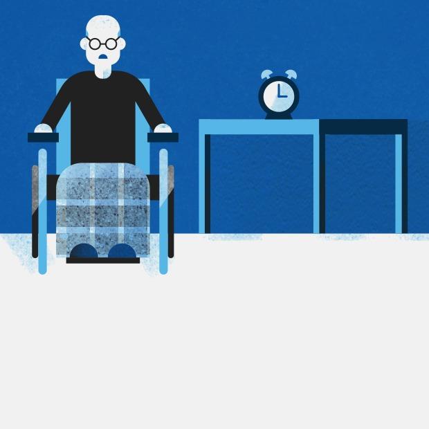 Правильно ли отдавать пожилых людей в дома престарелых? — Этика на The Village