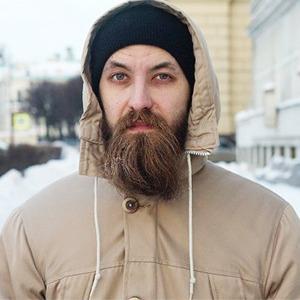 Внешний вид: Роман Паринов, рок-музыкант — Внешний вид на The Village