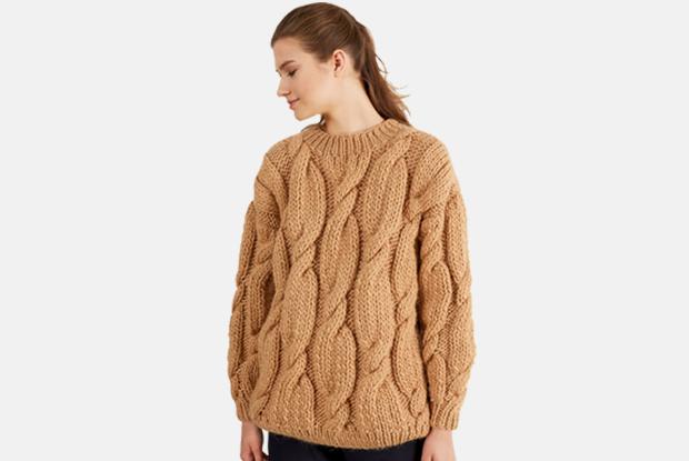 Что носить осенью: свитеры, платья и все остальное — Вещи на The Village