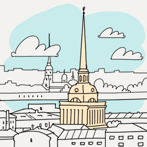 11 апреля — Утро в Петербурге на The Village