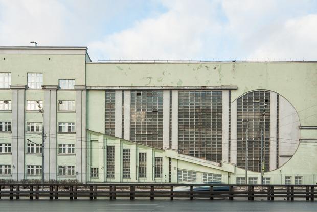 Архитектор Михаил Князев — о самых необычных автомобильных гаражах Москвы — Постройка века на The Village