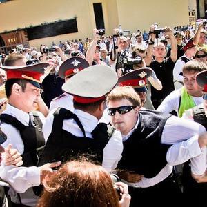 Copwatch: действия полиции на «Дне гнева» на Театральной площади — Люди в городе на The Village