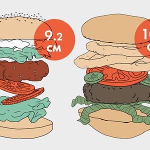 Между булок: Внутренности 20 московских бургеров