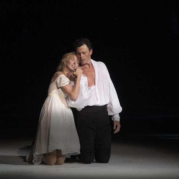 Ромео и Джульетта на коньках: как создавалось ледовое шоу  — Как это работает на The Village