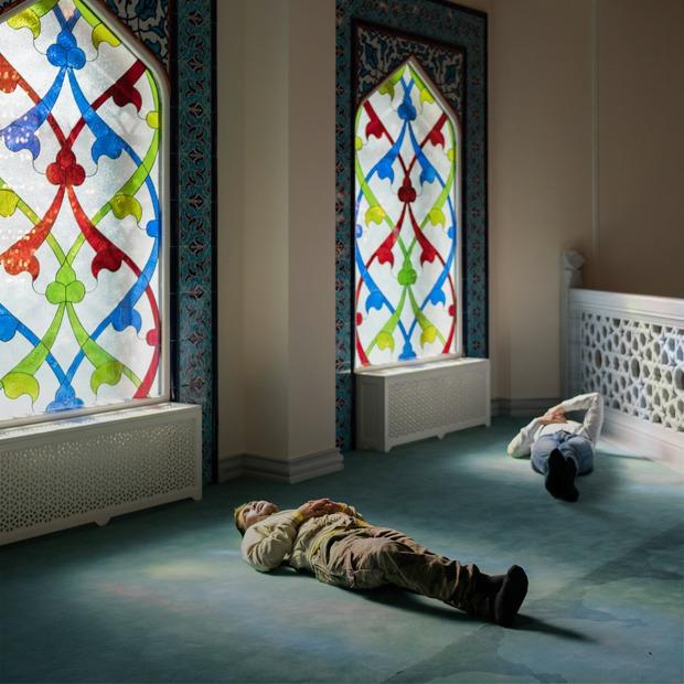 80-метровые минареты и место для 10 тысяч верующих — как выглядит Московская Соборная мечеть — Фоторепортаж на The Village