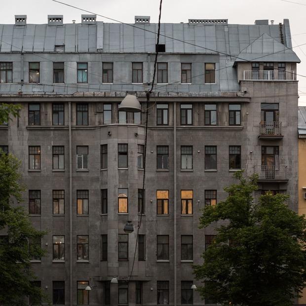 Я живу в доме Бассейного товарищества (Петербург) — Где ты живёшь на The Village