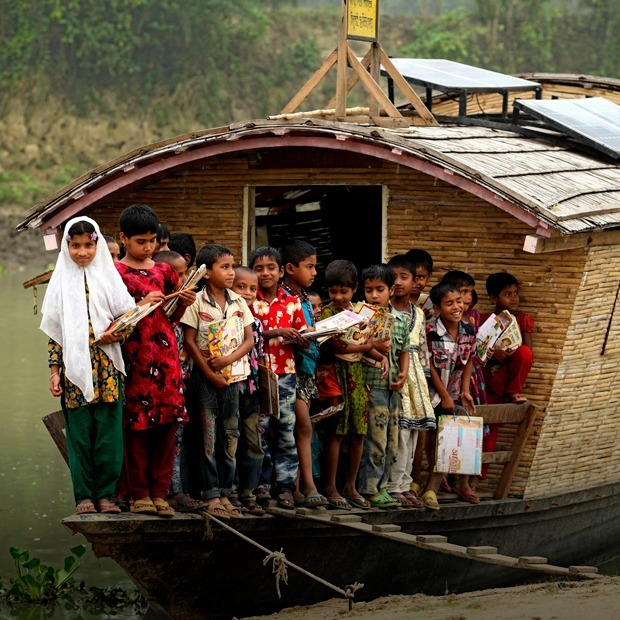 Регата . Бизнес на воде: Интересные мировые проекты на лодках
