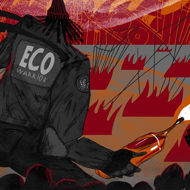 Зачем экотеррористы поджигают автомобили и воруют животных — Истории на The Village