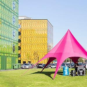 Как устроен «Упсала-Парк» — Общественные пространства на The Village