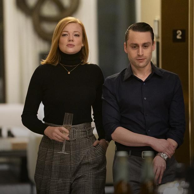 «Наследники»: Как сатира о жизни богачей стала самым остросюжетным сериалом на ТВ — Сериалы на The Village