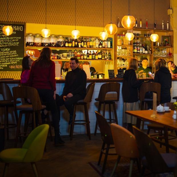«Профсоюз»: Гигантский барный кластер на «Менделеевской» — Гид The Village на The Village