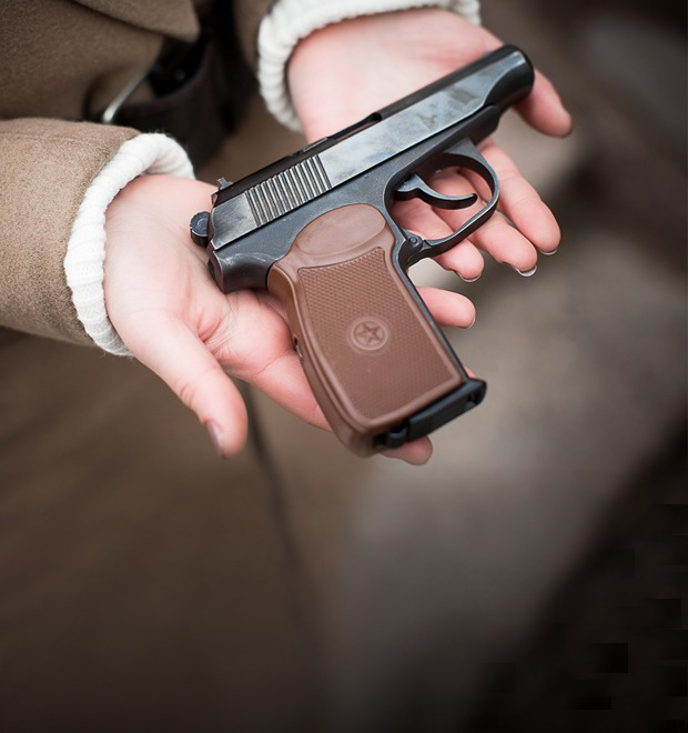 Взять на пушку: Зачем горожанам травматическое оружие — Люди в городе на The Village