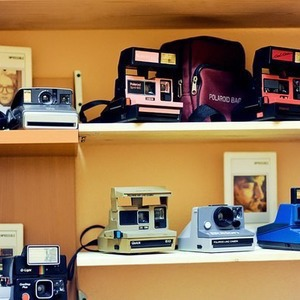 На «Чистых прудах» открылся магазин Polaroid — Магазины на The Village