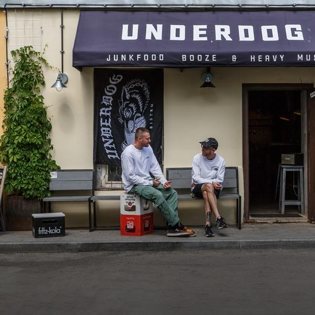 Бар Underdog: Новая точка притяжения Покровки — Маросейки — Новое место на The Village