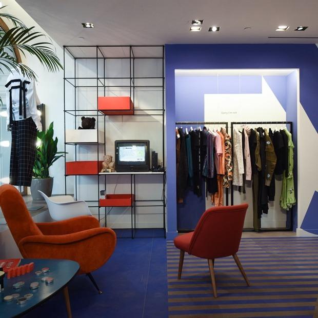 Новый магазин «Секция» в ГУМе — Место на The Village