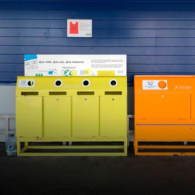Мебель в аренду и экопривычки: Как ИKEA приучает россиян к сортировке отходов и благотворительности
