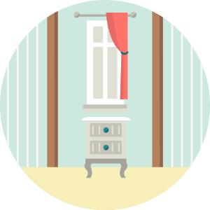 Квартирный вопрос: Как визуально расширить узкую комнату? — Квартирный вопрос на The Village