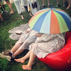 Дождь в Москве в снимках Instagram — Галереи на The Village