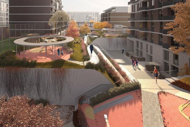 Что архитекторы из Колумбии и Нидерландов хотят изменить в спальных районах России — Архитектура на The Village