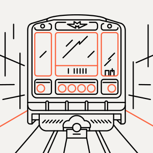 На каких станциях метро чаще всего происходят самоубийства — Москва в цифрах на The Village