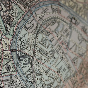 Картографическую основу Москвы создадут в 2011 году — Ситуация на The Village