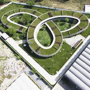 Почему детский сад для бедных семей — прообраз архитектуры будущего — Архитектура на The Village