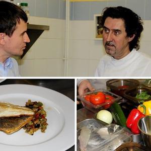 Время есть: Репортаж с мастер-класса в кулинарном ателье Comme Un Chef ресторана Carre Blanc — Кухня на The Village
