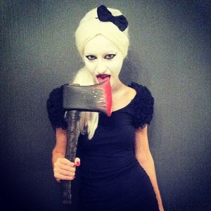 Московский Хеллоуин в снимках Instagram