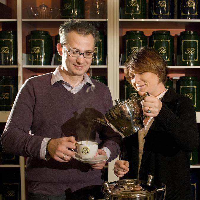 Умное чаепитие: Как Le Voyage du Thé торгует редким чаем в России — Свое место на The Village