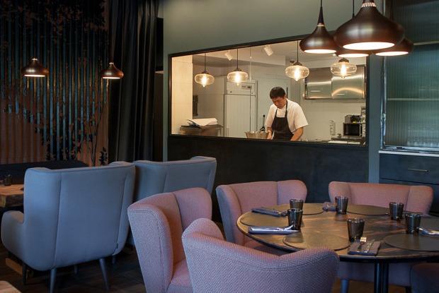 Ресторан MØS, кофейня Coffee and the City, пекарня «Волконский у дома» и ресторан «Шикари»