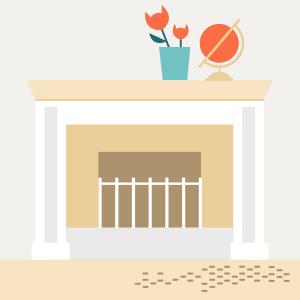 Можно ли сделать камин в квартире — Квартирный вопрос на The Village