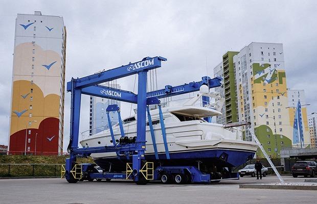 Как содержать яхту в Нижнем — Спецпроекты на The Village