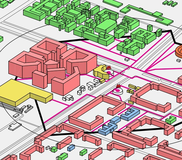 Big Bang Data: Как студент «Стрелки» доказал, что Москва — всё ещё феодальный город